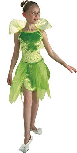 Rubie's Child's Pixie Ballerina Costume, Large -