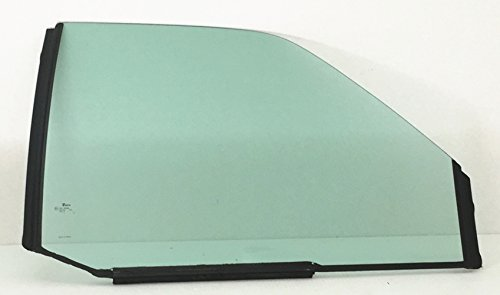 (NAGD for 1993-1999 GMC Suburban 4 Door Utility Passenger/Right Side Front Door Window Replacement Glass)
