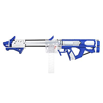 JGCWorker No.209 Caliburn Toy Blaster Compatible with Nerf Magazine (Upgrade): Toys & Games