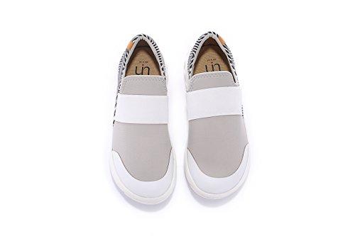 Fashion Comfort Zaans Women's Shoe UIN Microfiber White qx7w4nFEI