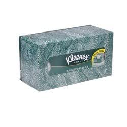 Kleenex Colors Green Tissue 174 Ct 2-ply Green Tissues 8.2 X 8.4 In