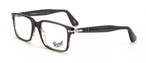 Eyeglasses Persol PO 2965 VM 1012 DARK GREY GRADIENT GREEN - Persol Eyeglasses