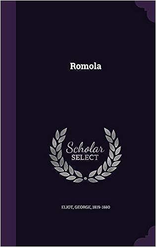 Romola [EN] - George Eliot