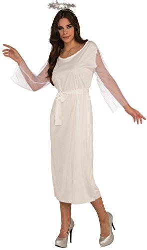 Rubie's Angel Costume,White,Standard -