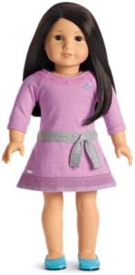 American Girl Black Hair Truly Me/™ Doll: Light Skin Brown Eyes DN64