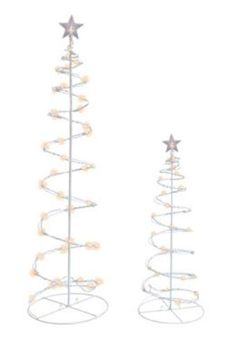 4' Spiral (Led Spiral Trees 3' and 4' Combo Pack)