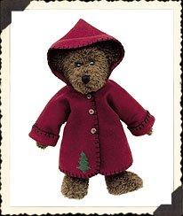 Berryman Bear - 912073 Elijah Bearringer Boyds Bears and Friends 15 inch
