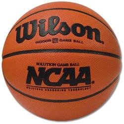 Wilson Solution NCAA Composite Basketball from Wilson