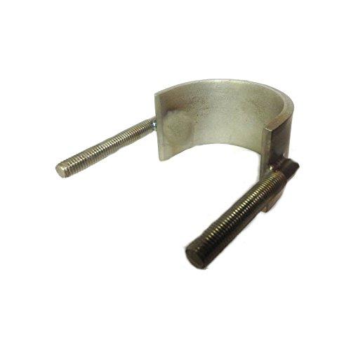 U-Strap Galvanised steel 124 mm Inside Diameter Pack Size : 1