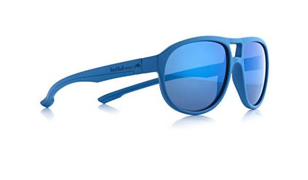 Red Bull SPECT Gafas De Sol Polarizadas Bail Matt Light Azul-Smoke Azul Mirror (Default, Azul): Amazon.es: Ropa y accesorios
