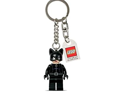 Lego Catwoman - Batman Key Chain