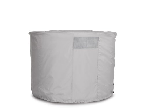 "Classic Accessories 52-038-141001-00 Round Evaporation Cooler Cover, 40"" W x 40"" L x 34"" H"