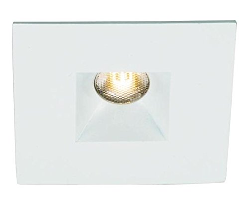 LedmeMini 1In.; Recessed Downlight - Open Reflector - Square Trim - 2700K by WAC Lighting (Image #1)