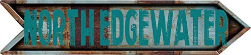 Outdoor Edgewater Hanger - Any and All Graphics North Edgewater 4