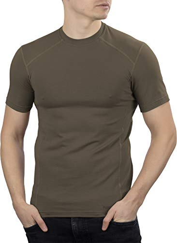 281Z Military Stretch Cotton Underwear T-Shirt