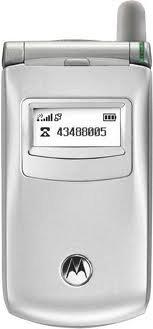 Motorola T720c CDMA Flip Cell Phone for Alltel GPS/e911