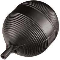 Tank Float Ball 4 X 5 Black Plastic