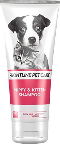 Merial Champú Frontline para Cuidado de Mascotas, Cachorro y Gato: Amazon.es: Productos para mascotas