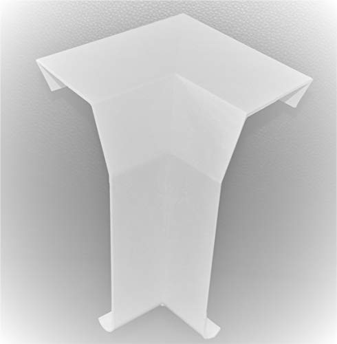 (NeatHeat Baseboard Cover Inside Corner (90 degree))