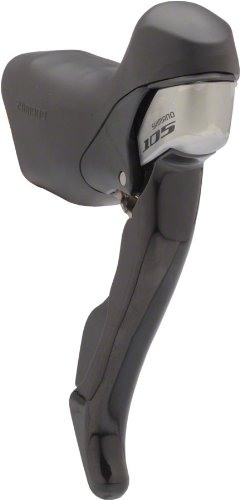 Shimano ST-5700 105 Shift Lever (Black, 10 Speed) by Shimano