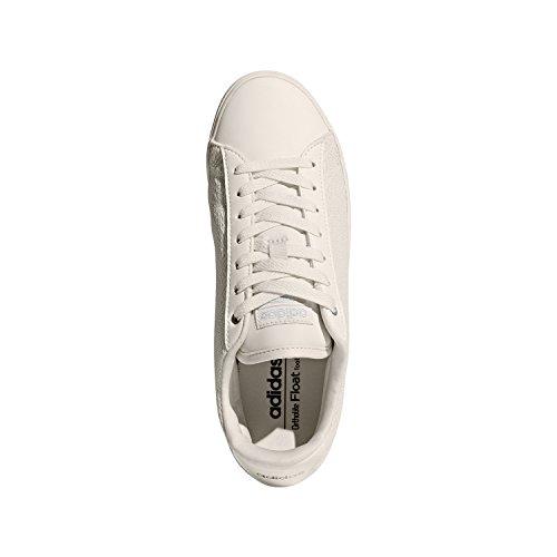 adidas Damen Cloudfoam Daily QT Clean Sneaker Weiß