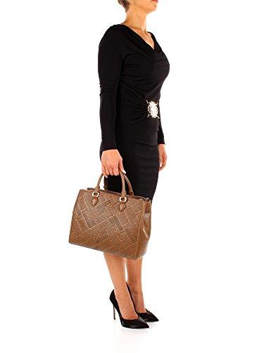 Bolsos de mano Love Moschino Mujer - Poliuretano (JC4226PP04KC0) Marrón