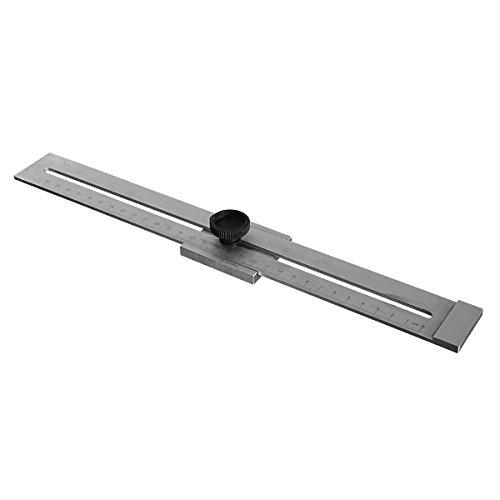 DyNamic Misuratore Di Marcatura In Acciaio Inox 0-200Mm 0-250Mm 0-300mm 0.1 mm Utensili Di Misurazione Per La Lavorazione Del Legno - 0-300Mm