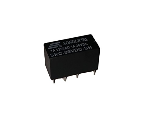 9vdc volt Relay Non Latching Non Polarized product image