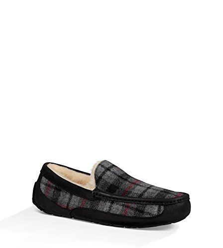 Plaid Tartan Slipper UGG Ascot Men's RwxqTUUa