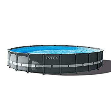 "Intex 24' x 52"" Ultra XTR Frame Above-Ground Swimming Pool, 26339EH"