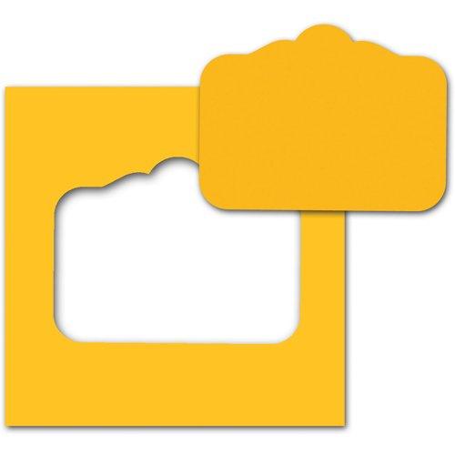 EK Success Tools Punch, For Sale Sign, Large, Old Package (Ek Paper Shapers)