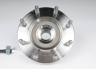 ACDelco FW338 GM Original Equipment Front Wheel Hub and Bearing Assembly with Wheel Speed Sensor and Wheel Studs by ACDelco