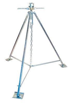 Ultra-Fab Products (19-950200) Aluminum Adjustable Fifth Wheel Tripod Stabilizer