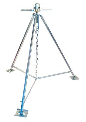 Ultra-Fab 19-950200 Aluminum King Pin Tripod 5th Wheel Stabilizer