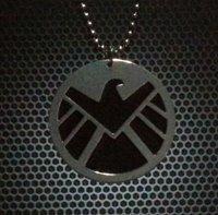 Logo Pendant Shield (Marvel