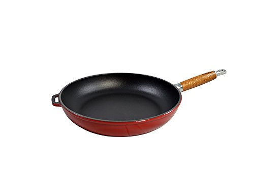 Chasseur 7 7/8 Inch Frying Pan With Wooden Handle,