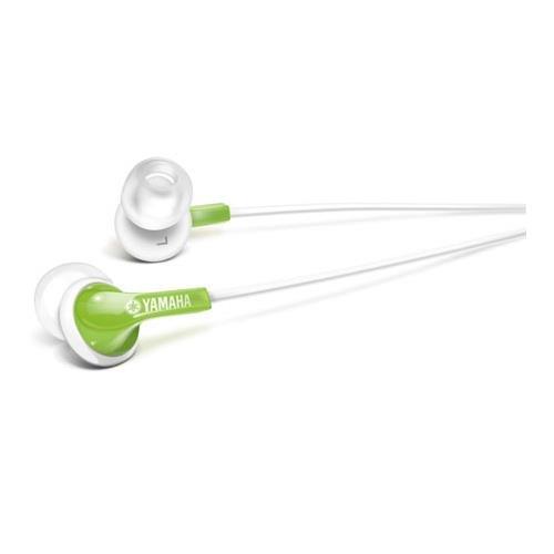Yamaha EPH-20GN In-Ear Headphones (Each, Green)
