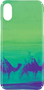 Switch iPhone XS Hard Case To The Desert