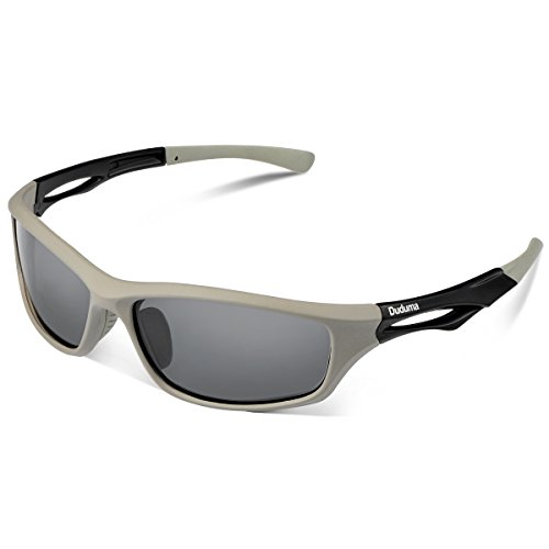 Duduma Polarized Sports Sunglasses for Running Cycling Fishi