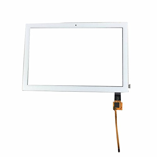 Touch Screen Panel Sensor Digitizer Replacement for For Lenovo 10 Inch TAB4 10 X 304 X304N X304F TB-X304F TB-X304N TB-X304 (White) by Mustpoint