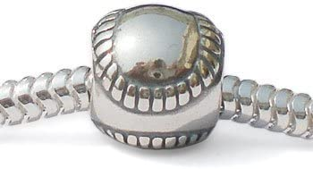 Andante-Stones - original, plata de ley 925 sólida, cuenta de ...