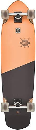 GLOBE Skateboards Blazer XL Longboard Complete Skateboard, Coral, 36