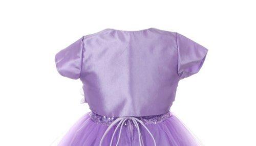 931526e8e201 Matching Bolero Shrug Special Occasion Holiday Flower Girl Dress ...