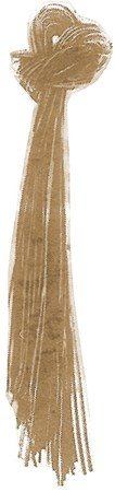 1/8in X 48in Rawhide Laces Light - Rawhide 48 Inch