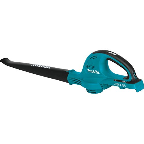 Makita XBU01Z 18V X2 (36V) LXT Lithium-Ion Cordless Blower, Tool Only (Makita Blower Leaf)