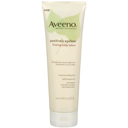 Aveeno Firming Body Lotion, 8 oz