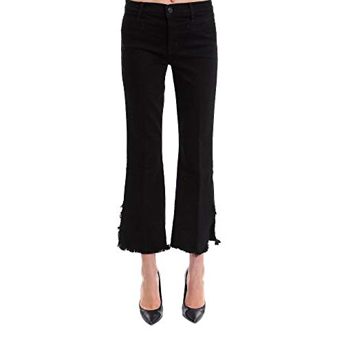 Brand J Poliestere Jeans Jb001386j3 Nero Donna RwqSg