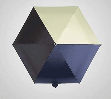 venta oficial salida de fábrica entrega rápida ZZSIccc Paraguas UV ultra ligero plegable paraguas con dos ...