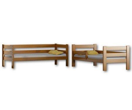 Litera doble Sophie con estructura de madera de pino (180 x 80 cm), madera, Blanco, 180x80: Amazon.es: Hogar