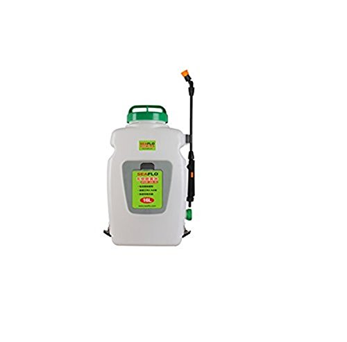 Knapsack Agricultural Electric Sprayer SeaFlo Model - 16 liter with 12-volt rechargeable battery - BC-3865